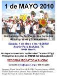 may1 flyer spanish